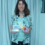 Maria Clarice Sampaio Villac, vencedora do concurso
