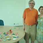 O casal Richard e Dorinha ministrará a oficina