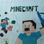 Nicolas Benitiz se inspirou no jogo Minecraft