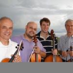 Quarteto Opus 4 se apresenta no Parque da Rua do Porto com Lucila Calheiros Silvestre
