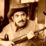 19 de junho: Dia do Cinema Brasileiro. Na foto, Mazzaropi, um dos maiores ícones do cinema nacional