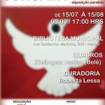 CONGADA-ExposicaoParalela(BibliotecaBele)2013